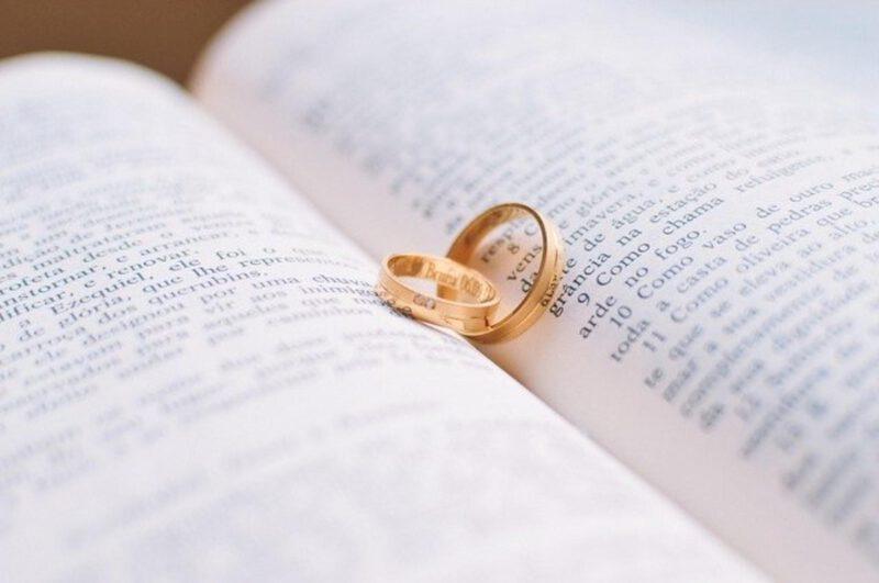 wybór obrączek na ślub
