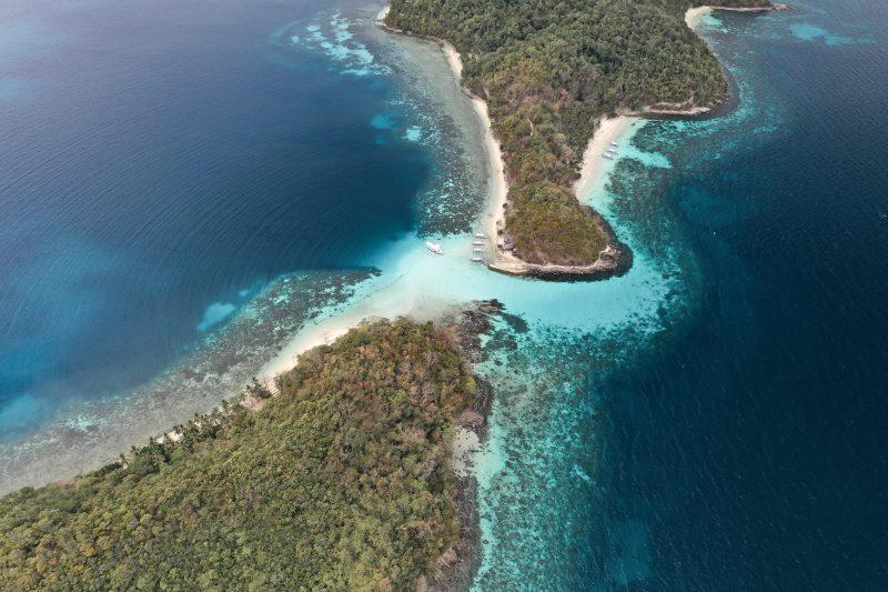 Rajskie wyspy na podróż poślubną